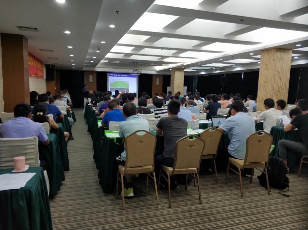 第一届设施蔬菜无土栽培全程管理技术讲习班在沪成功...